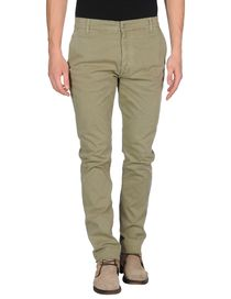 DANIELE ALESSANDRINI DENIM - Casual pants