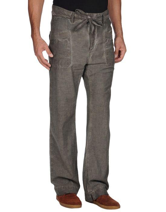 Повседневные брюки AVIATIC. Цвет: серый