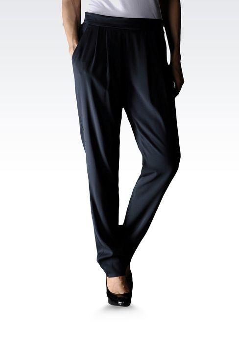 pantalon a pince noir femme images. Black Bedroom Furniture Sets. Home Design Ideas