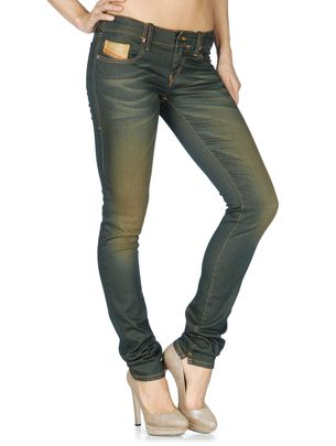 Denim DIESEL: GRUPEE 0601F