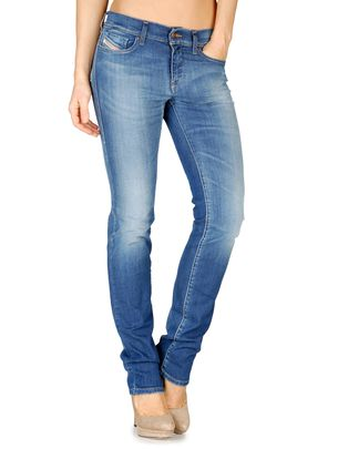 Jeans DIESEL: STRAITZEE 0601I