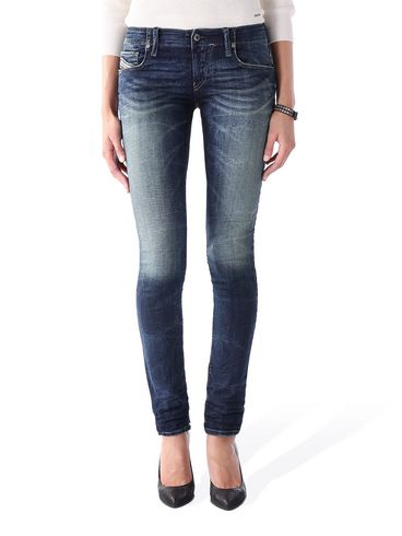 Denim DIESEL: GRUPEE-NE 0601L