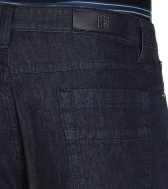 ERMENEGILDO ZEGNA: Denim Black - 36394567GU