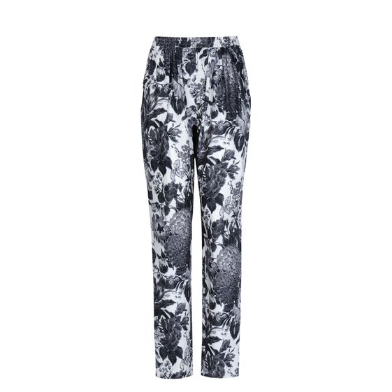 Stella McCartney, Christine Trousers - Pantaloni Stampa Toile De Jouy