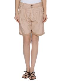GOLD CASE - Bermuda shorts