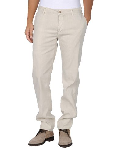 HEAVY ROUGH - Casual pants