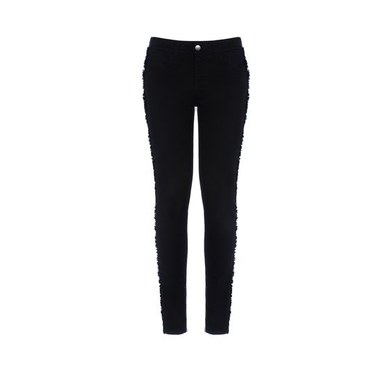 Stella McCartney, Skinny Black Organic Jeans 