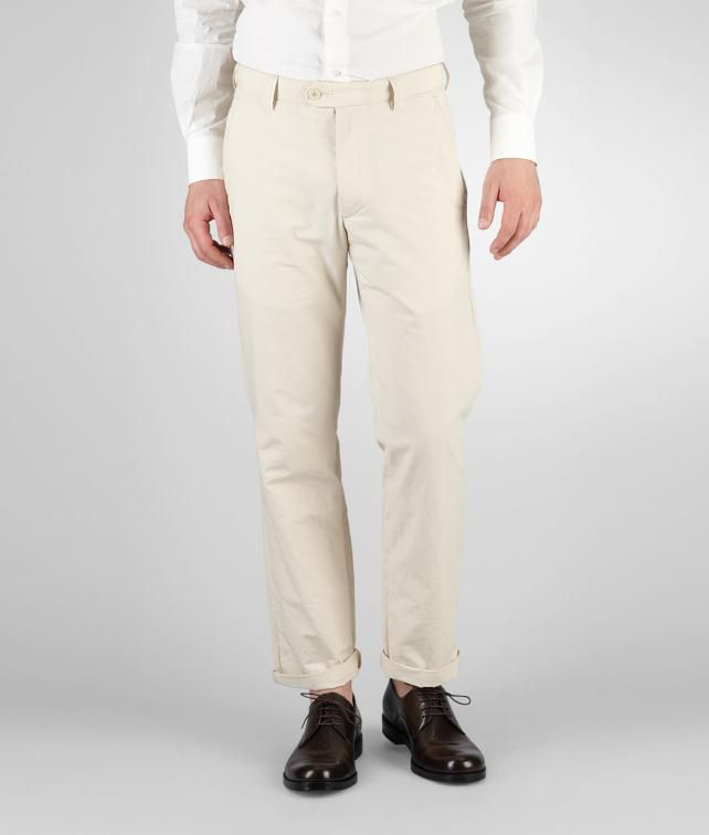 BOTTEGA VENETA Cotton Linen Pant Trouser or jeans U fp