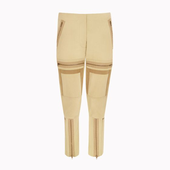 Stella McCartney, Pantaloni Auden in cotone organico