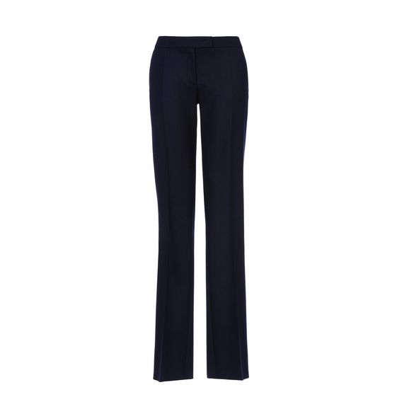 Stella McCartney, Iconic Textured Suiting Jasmine Trousers