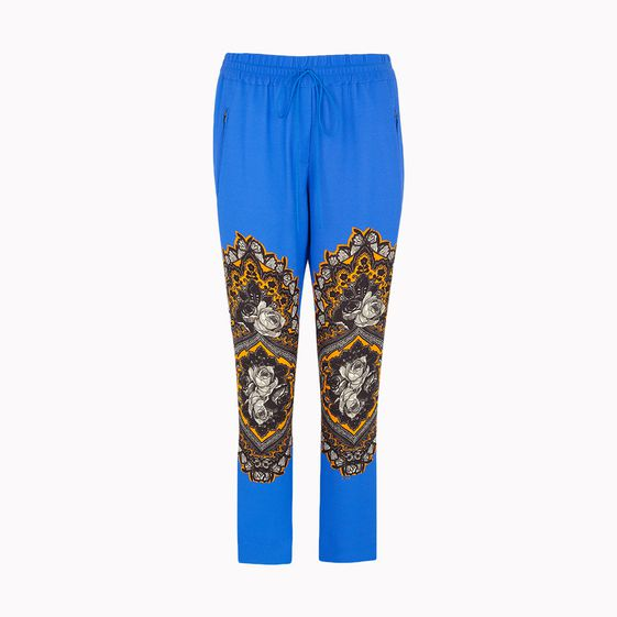 Stella McCartney, Ornate Floral Print Taylor Trousers