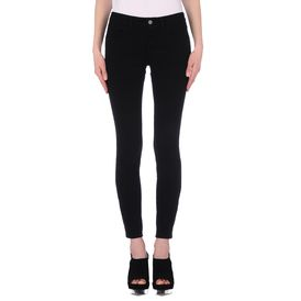 STELLA McCARTNEY, Skinny, Pantalon slim zippé effet denim organique
