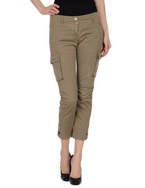 DANIELE ALESSANDRINI DENIM - 3/4-length trousers