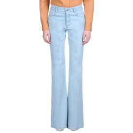 STELLA McCARTNEY, Flared, Bluebell Flared Jeans
