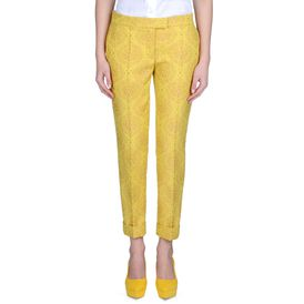 STELLA McCARTNEY, Tapered, Fluo Jacquard Portland Pant