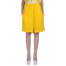 STELLA McCARTNEY, Shorts, Citrus Clarence Shorts