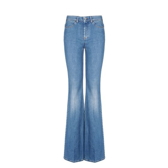 Stella McCartney, Classic Denim Flared Jeans