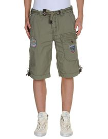 SCOTCH &amp; SODA - 3/4-length short