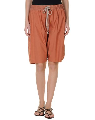 RICK OWENS - Bermuda shorts