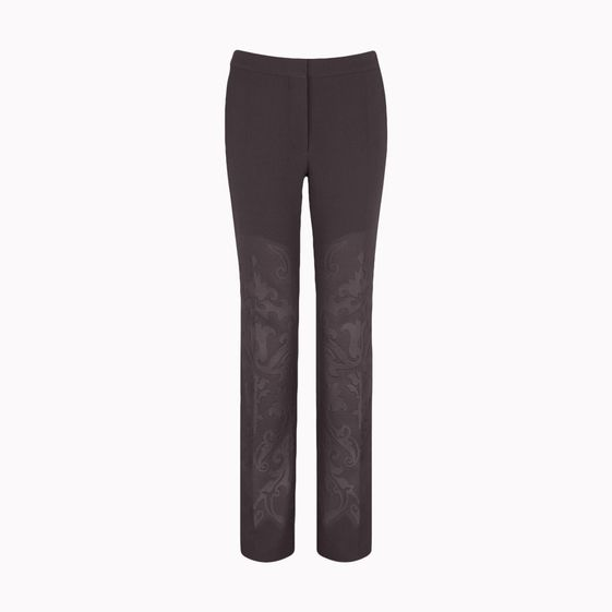Stella McCartney, Pantalon Gabel en laine stretch double face