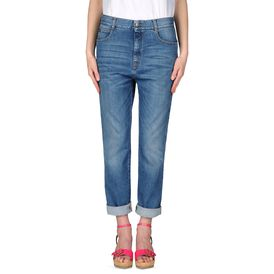 STELLA McCARTNEY, Straight Leg, Jeans Warner im Boyfriend-Look
