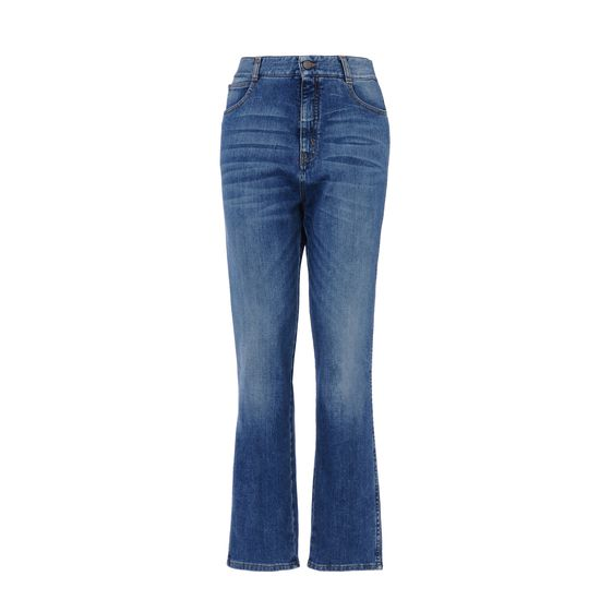 Stella McCartney, Jeans Warner im Boyfriend-Look