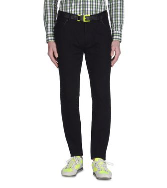 ZEGNA SPORT: Denim Negro - 36404689MS
