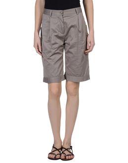 Sophia Kokosalaki Trousers Bermuda Shorts