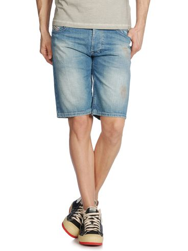 Pantalons DIESEL: LARKSHORT