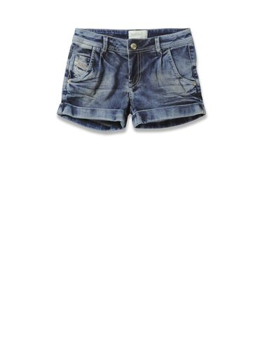 DIESEL - Short Pant - PLIZZY