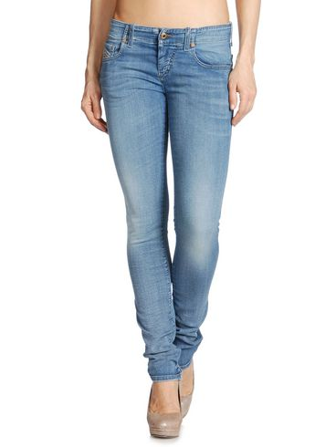Denim DIESEL: GRUPEE-NE 0602P