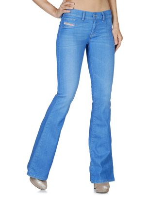 Jeans DIESEL: LIVIER-FLARE 0810G