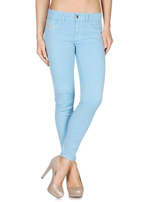 Jeans DIESEL: LIVIER-ANKLE 0661V