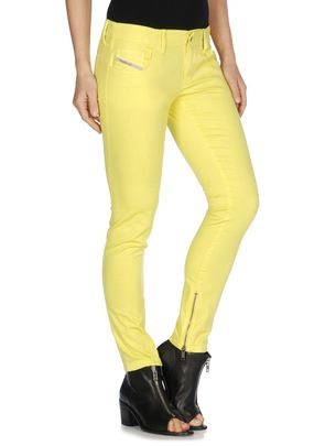 Pantaloni DIESEL: GRUPEE-ZIP-A