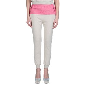 STELLA McCARTNEY, Tapered, Fluo Jacquard Jogging Pants