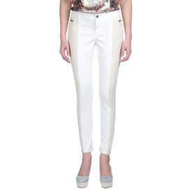STELLA McCARTNEY, Skinny, Leliani Jeans - Jeans in Denim Organico