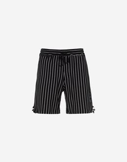 Y-3 - Mini-short sweat