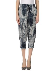 I&#39;M ISOLA MARRAS 3/4-length trousers