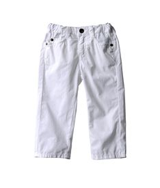 ARMANI JUNIOR - Pants