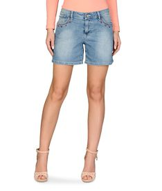 ARMANI JEANS - Denim shorts