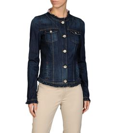 ARMANI JEANS - Denim jacket