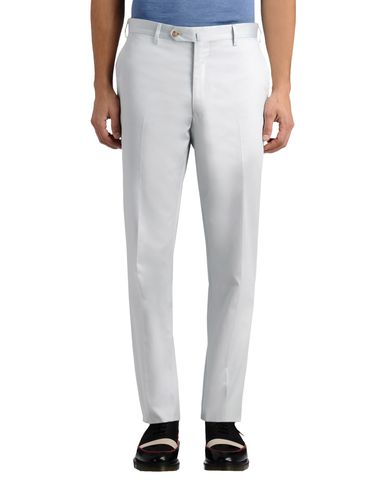 Satin Twill Trousers