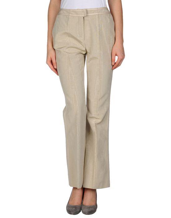 Классические брюки ANGELO MOZZILLO. Цвет: светло-серый