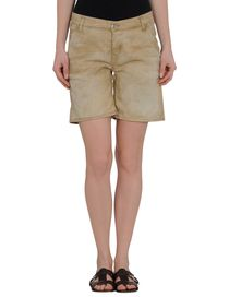 TWO WOMEN IN THE WORLD - Bermuda shorts