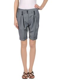 STELLA McCARTNEY - Bermuda shorts