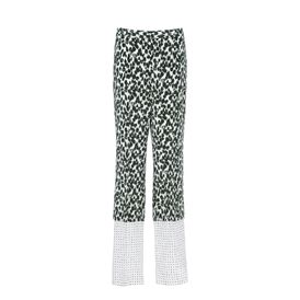 STELLA McCARTNEY, Tailored, Painted Spot Elrid Trousers