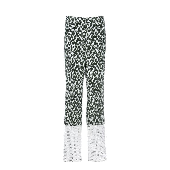 Stella McCartney, Painted Spot Elrid Trousers