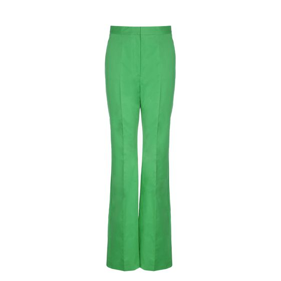 Stella McCartney, Linen Cotton Twill Jennie Trousers