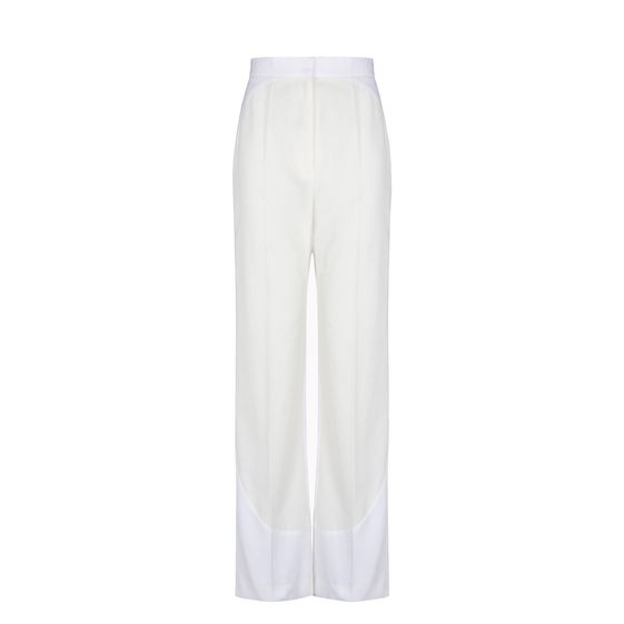 Stella McCartney, Linen Cotton Twill Kornelia Trousers