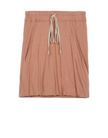 Mini skirt - RICK OWENS LILIES